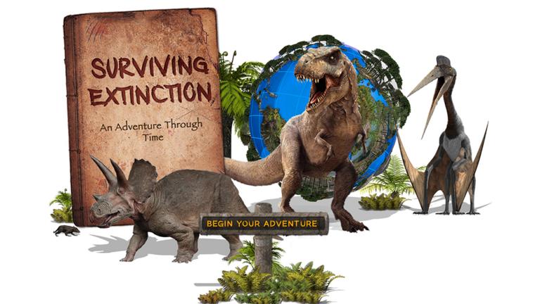 Surviving Extinction: An Adventure Through Time